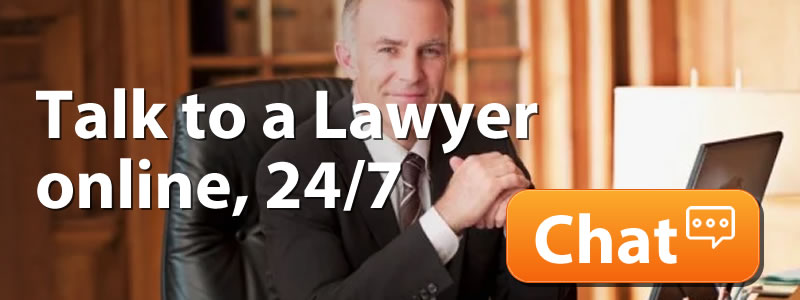 Talk to a lawyer online.